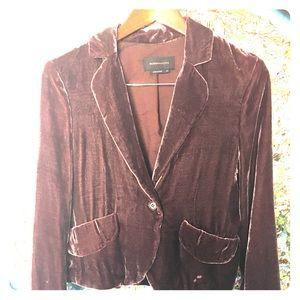 Velvet BCBG slightly cropped Jacket